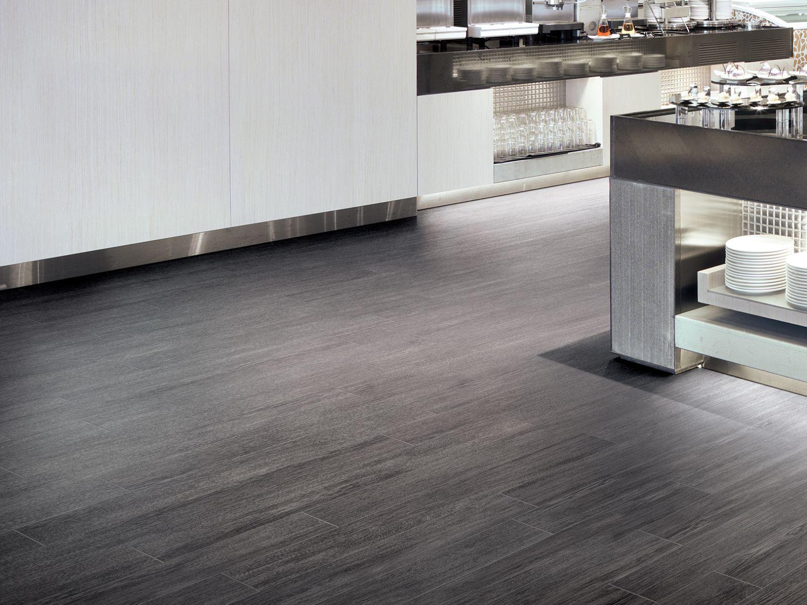 Bodenbeläge holz  Bodenbelag aus Feinsteinzeug mit Holz-Effekt TRAIL By Ceramiche Refin