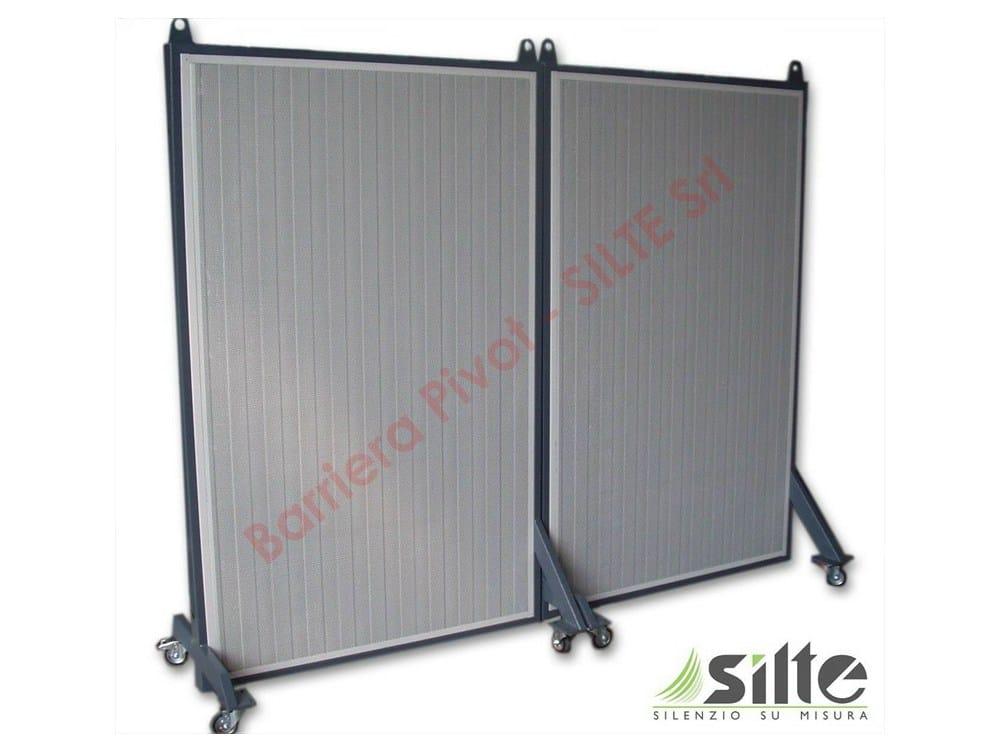 Fracasso SpA : Barriere fonoassorbenti acustiche e pannelli antirumore