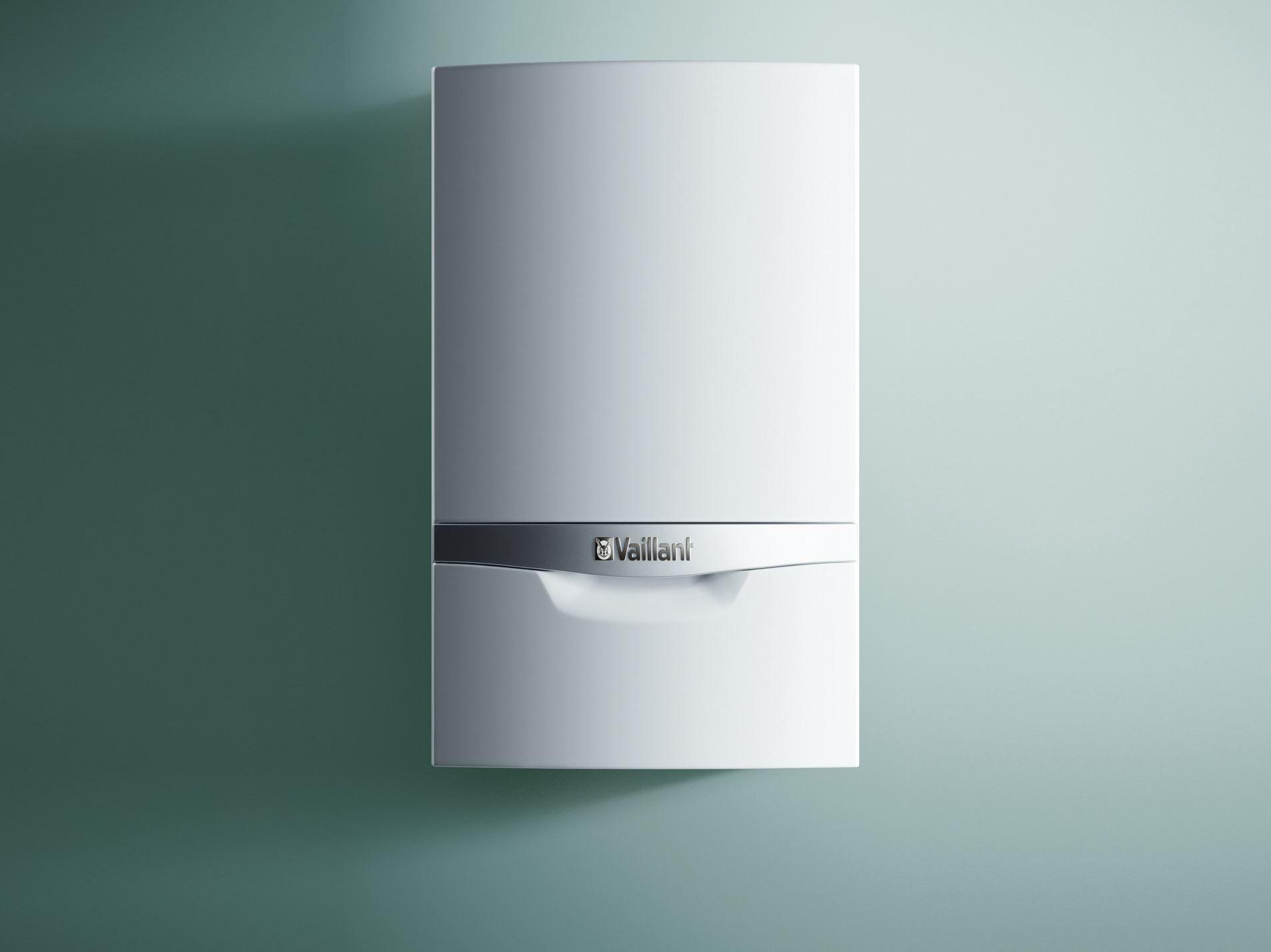 Caldaia a condensazione per interni ecoblock plus by vaillant - Caldaia a gas da interno ...