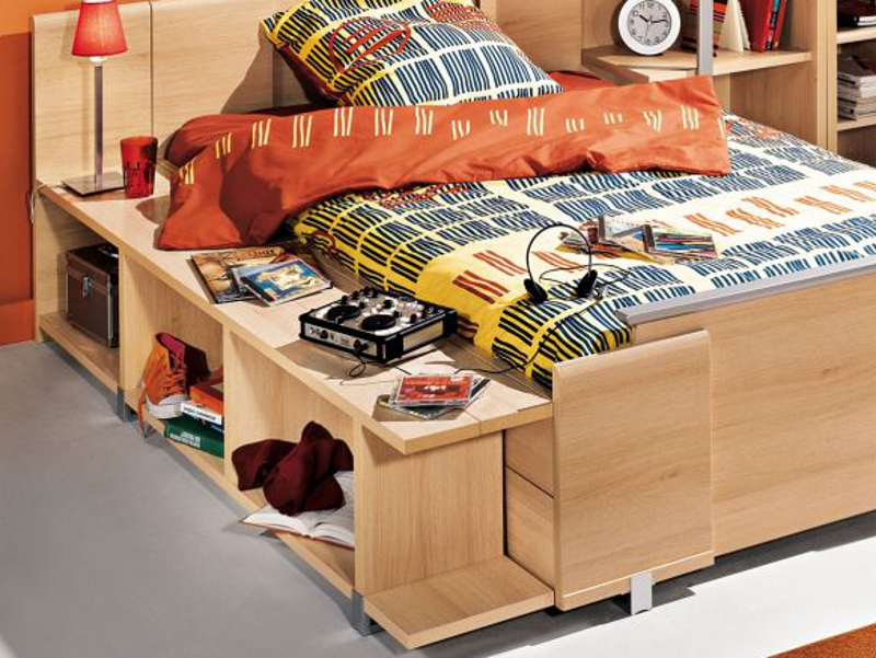 Storage Unit For Kids Bedrooms City Collection By Gautier France