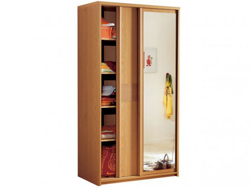 Armoire en bois pour chambre d 39 enfant collection savane by for Armoire pour chambre enfant