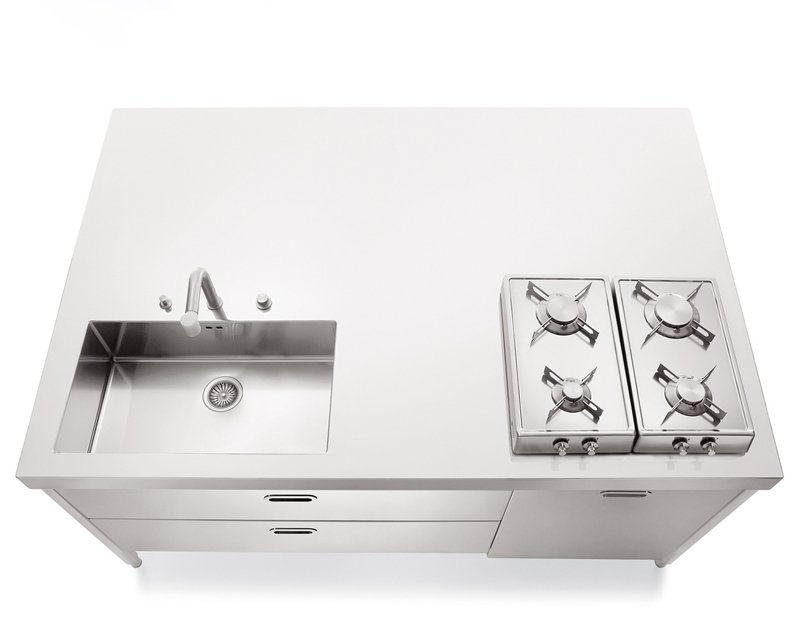 Alpes Inox Liberi In Cucina. Affordable Click To Enlarge Image With ...
