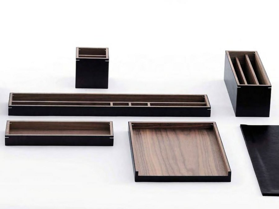 noce set de bureau by estel group design enrico tonucci. Black Bedroom Furniture Sets. Home Design Ideas