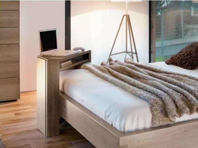 mobile tv angolare in legno mervent mobile tv gautier france. Black Bedroom Furniture Sets. Home Design Ideas