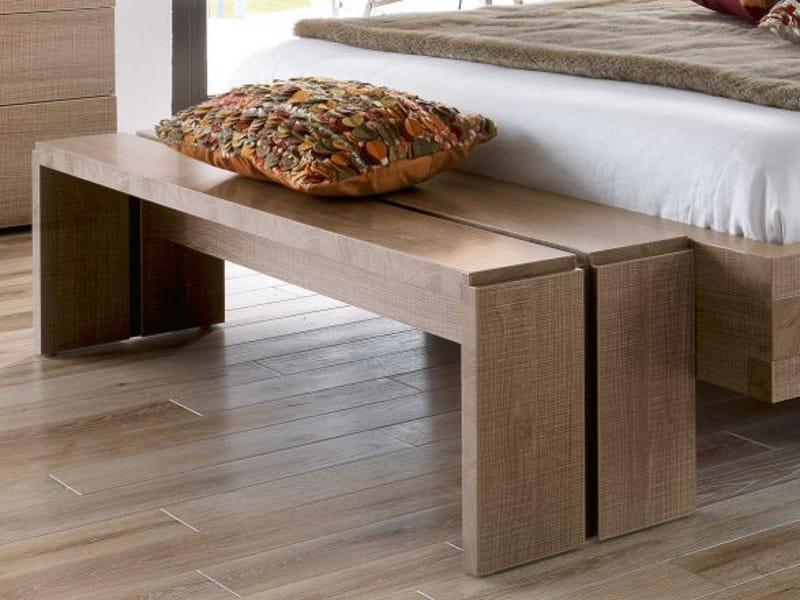 banc de lit gautier. Black Bedroom Furniture Sets. Home Design Ideas