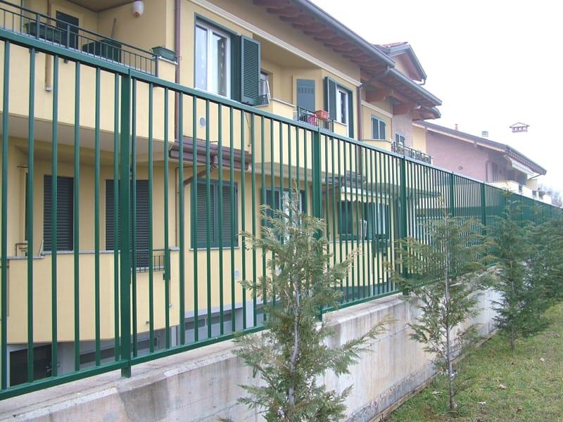 Recinzione in acciaio cisar by baldassar grigliati for Baldassar recinzioni