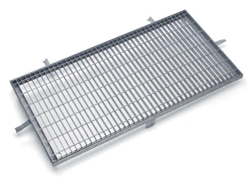 Regard et grille pour installation hydrosanitaire dog by grigliati baldassar - Grille ventilation vide sanitaire ...