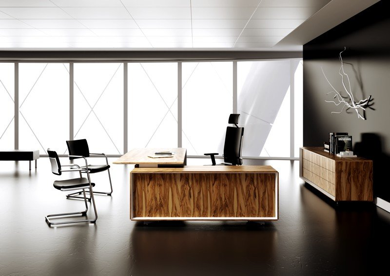 Ceo executive desk by mascagni design r s mascagni for Md table design