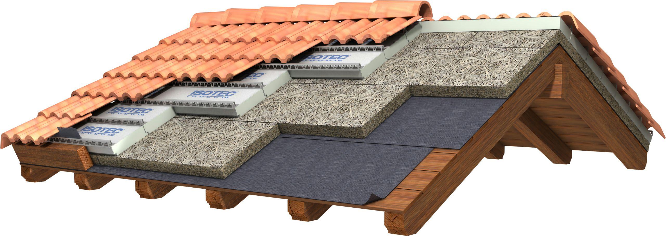 CELENIT Sistema per tetto ventilato by CELENIT