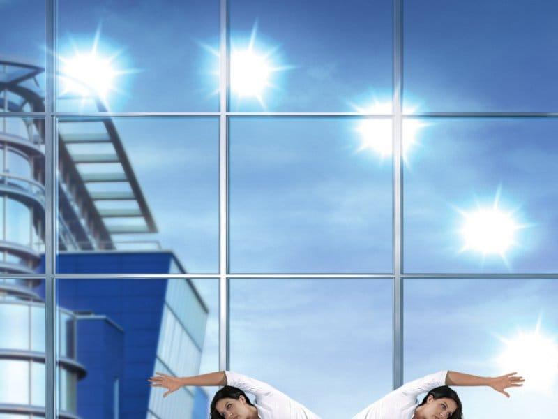 vetro a controllo solare cool lite skn 174 saint gobain glass italia. Black Bedroom Furniture Sets. Home Design Ideas