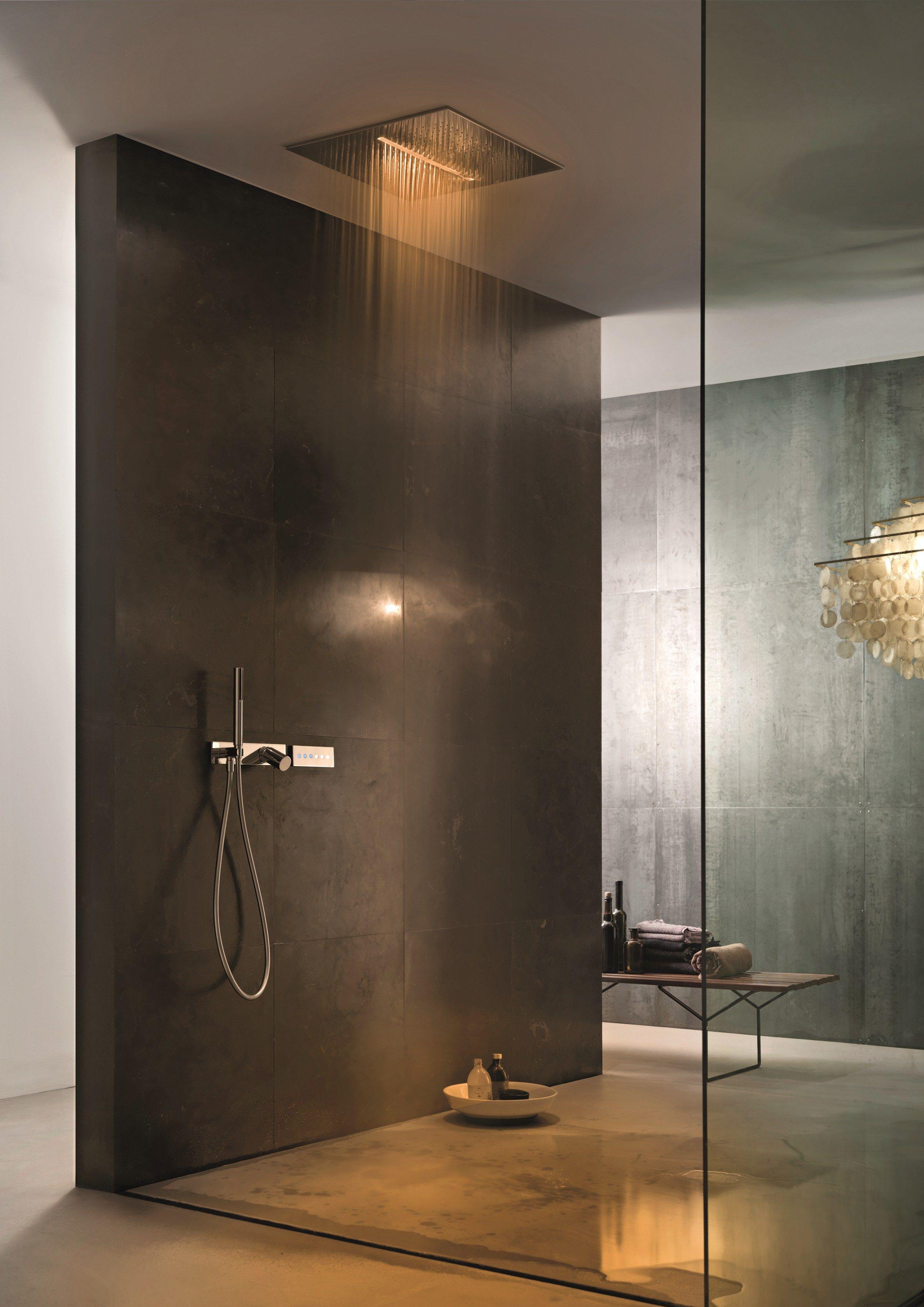 Acqua Zone Dream Shower Mixer With Diverter By Fantini