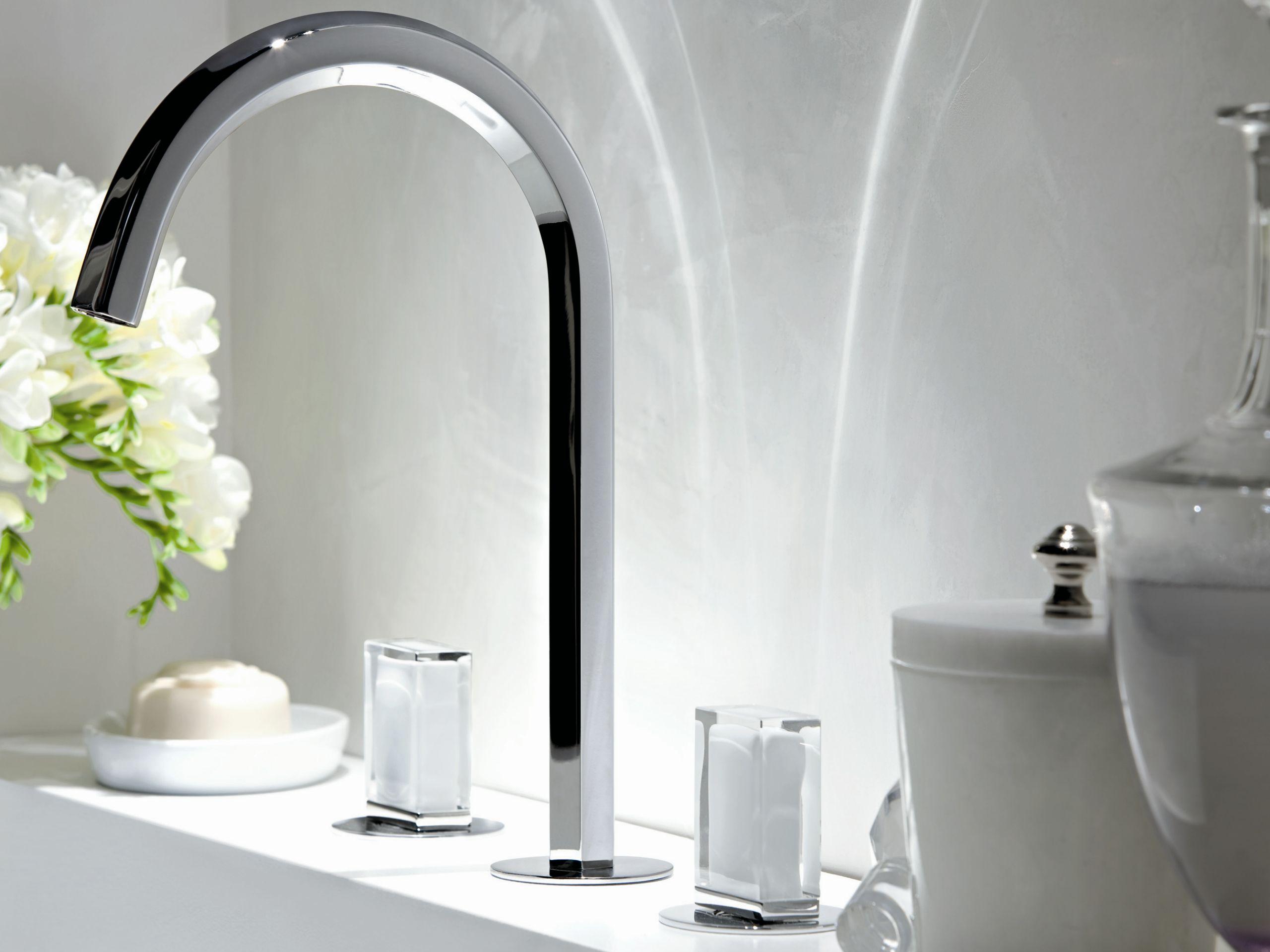 Venezia grifo para lavabo de sobre encimera by fantini - Grifos de lavabo de diseno ...