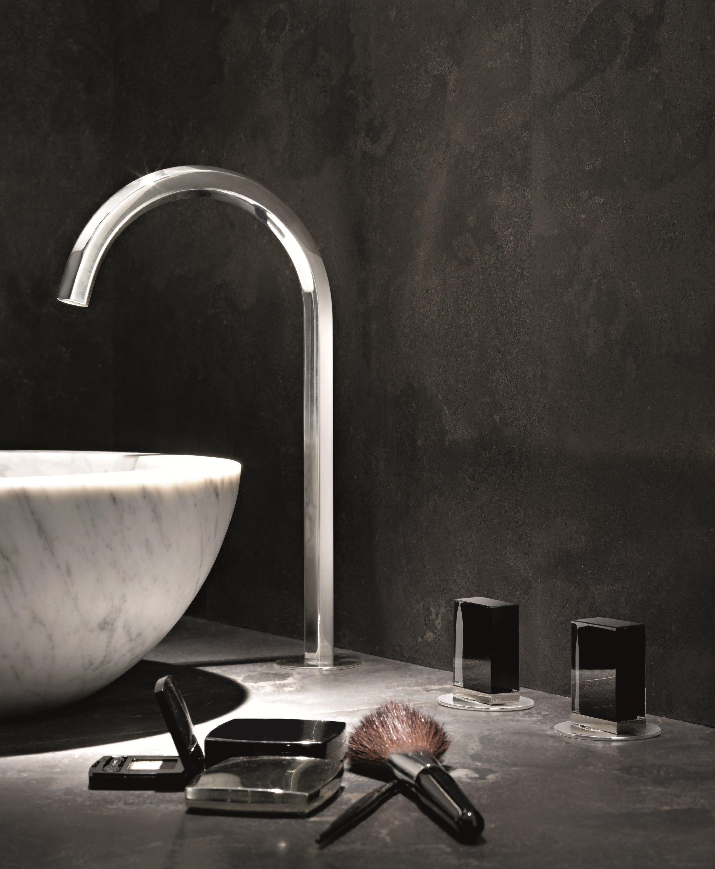 Venezia grifo para lavabo de sobre encimera by fantini - Grifos para lavabos ...