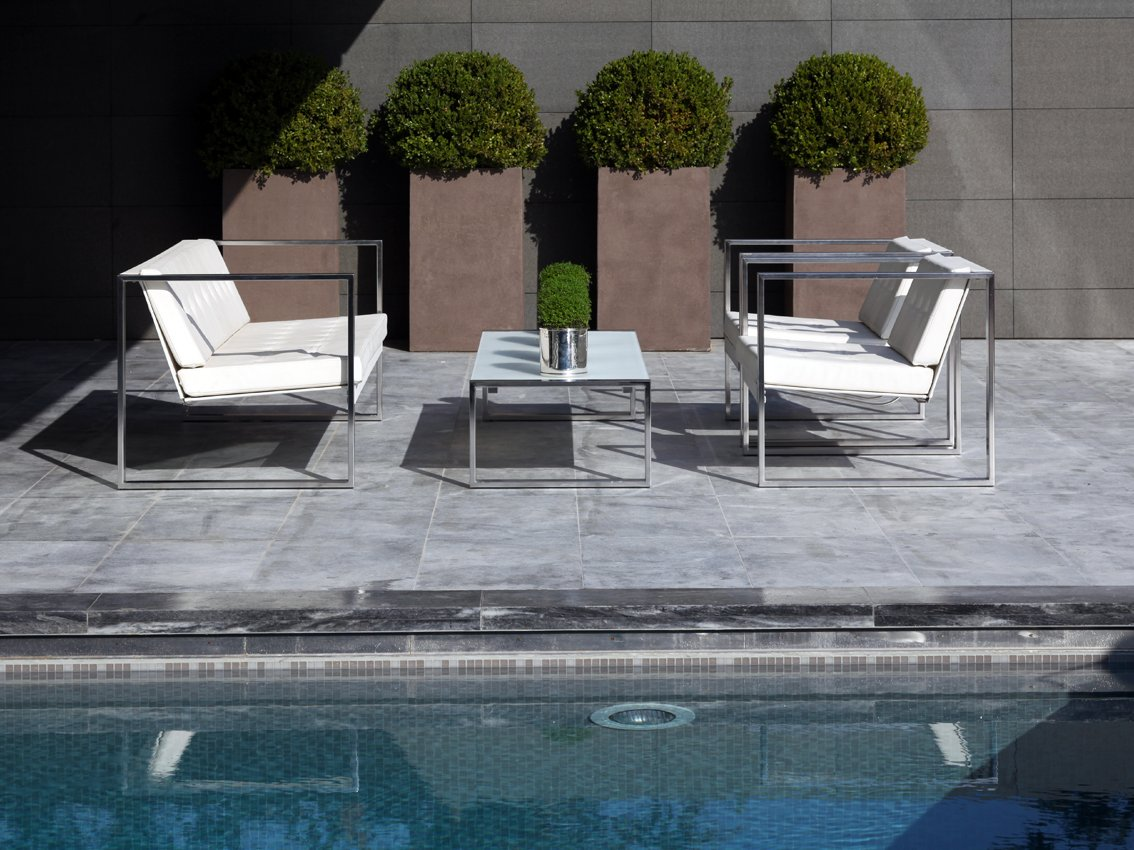 garten couch rechteckiger garten beistelltisch tabla lounge kollektion cima lounge by. Black Bedroom Furniture Sets. Home Design Ideas