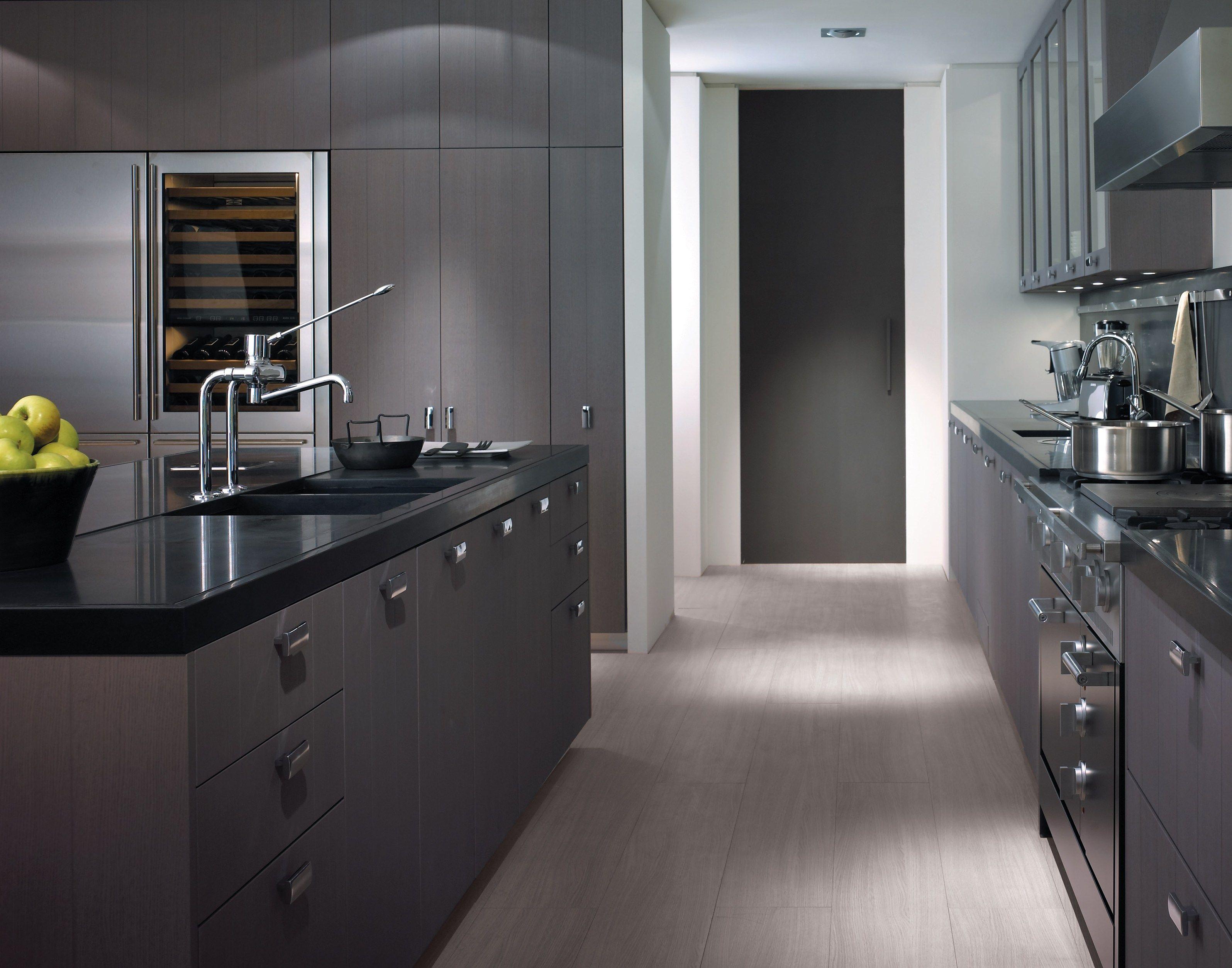 Oak kitchen with island nant a ash gray by toncelli cucine for Software arredamento gratis