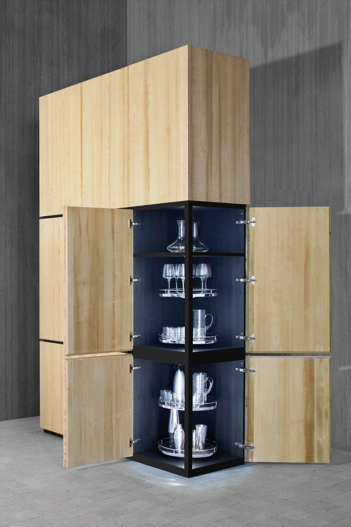 natural skin monoliti k chenelement by minacciolo design. Black Bedroom Furniture Sets. Home Design Ideas