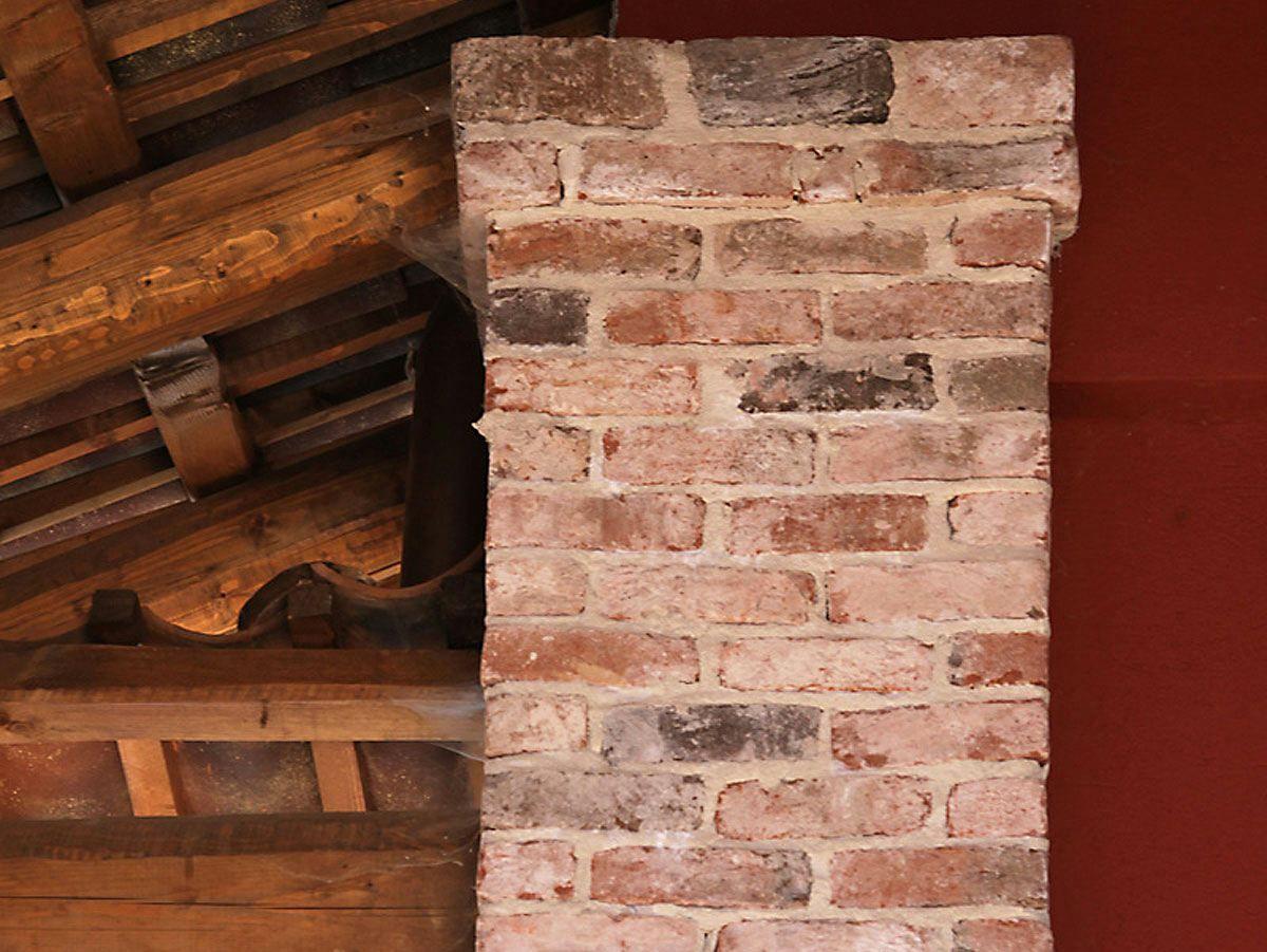 Brique pleine pour maçonnerie de parement oude veldsteen by b&b