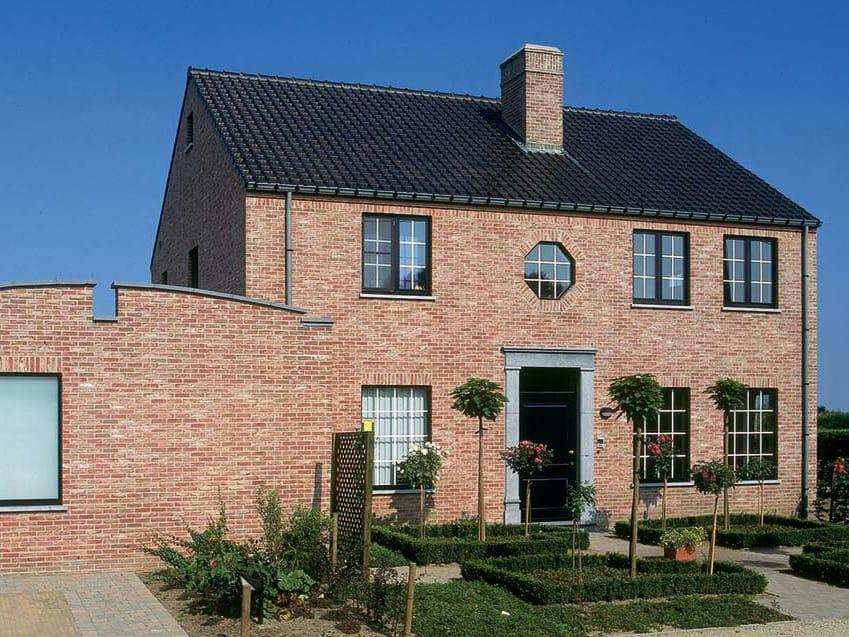 brique pleine pour ma onnerie de parement vieux rieme by b b. Black Bedroom Furniture Sets. Home Design Ideas