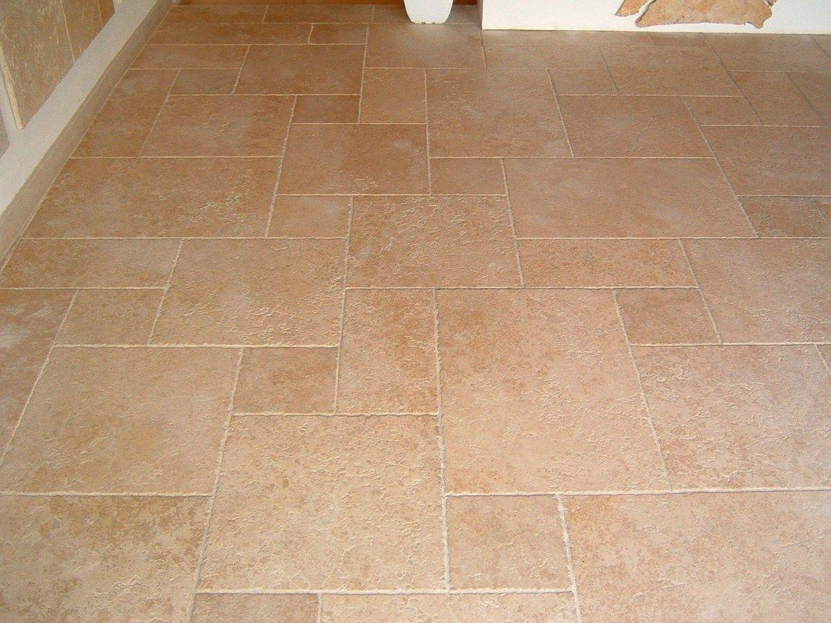 Pavimento in pietra calcarea per interni ed esterni AURELIA by B&B