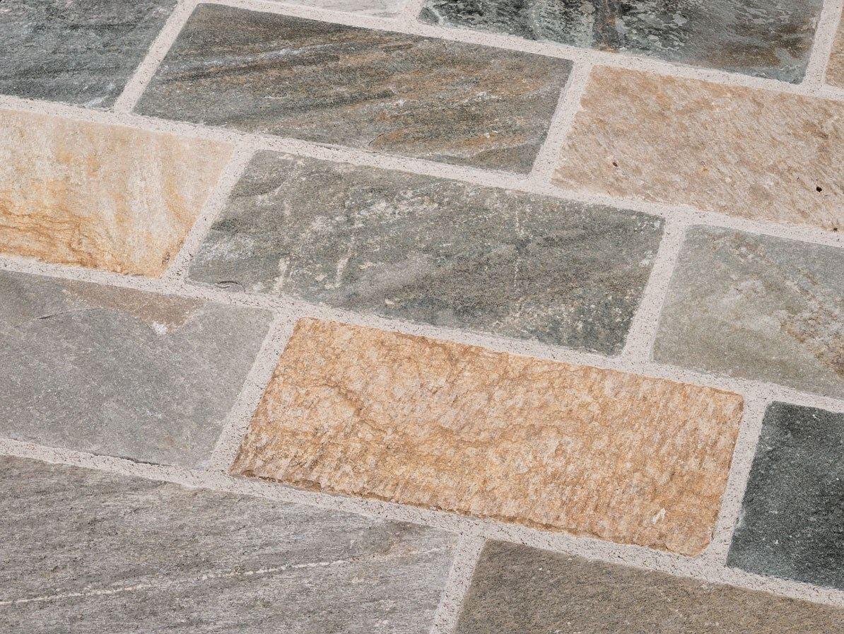 Rovella baldosas de exterior by b b pietra naturale for Baldosas de exterior