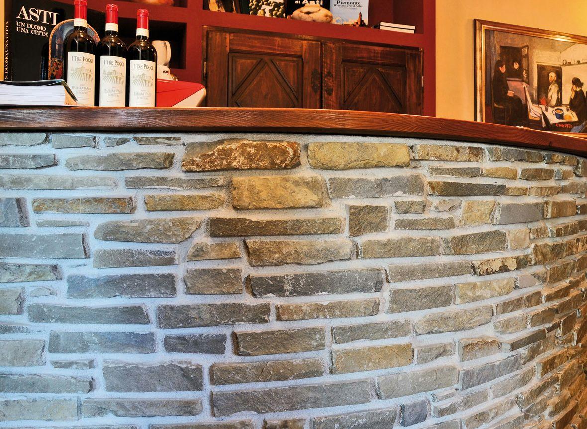 Revetement mural en pierre id es de conception sont int ressants votre d cor - Robinet bulthaup ...