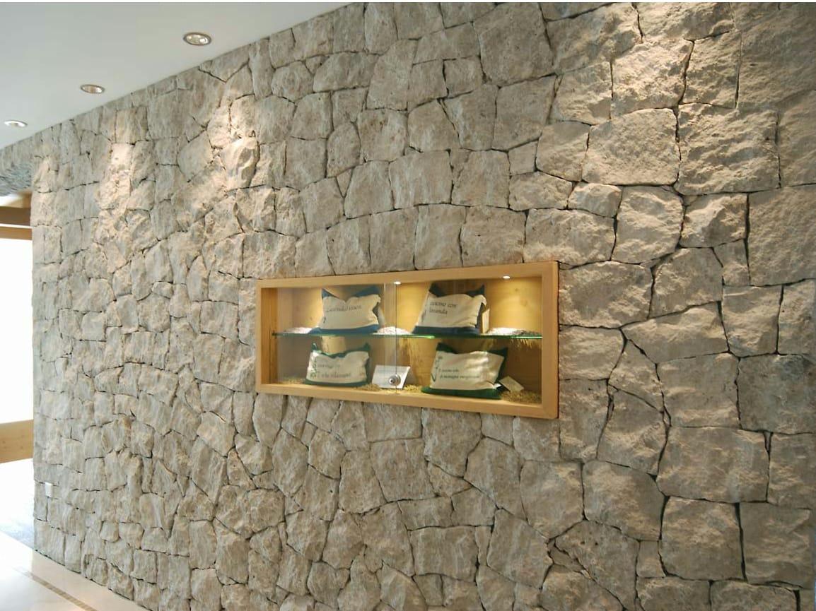 DOLOMIA Rivestimento in pietra naturale by B&B
