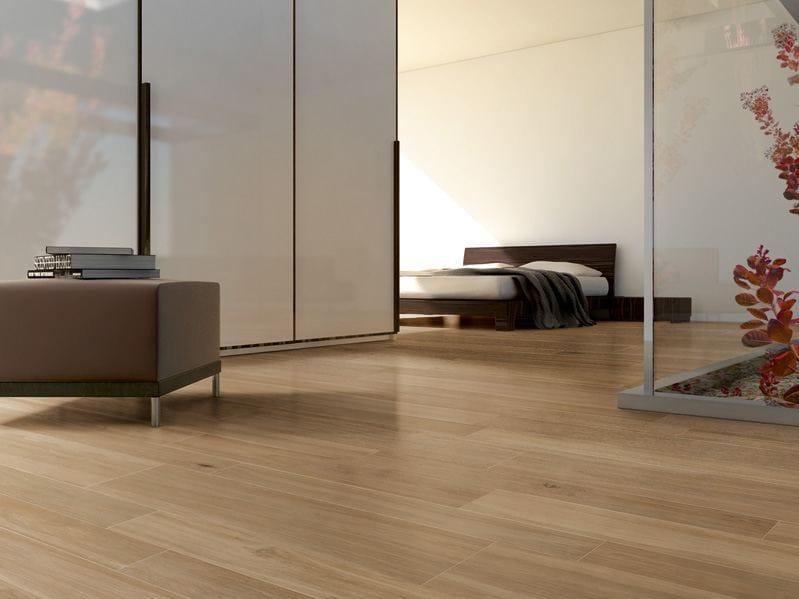 Pavimento de gres porcelánico imitación madera legni high tech ...