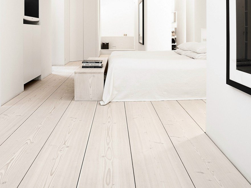 parquet en bois massif douglas by dinesen. Black Bedroom Furniture Sets. Home Design Ideas