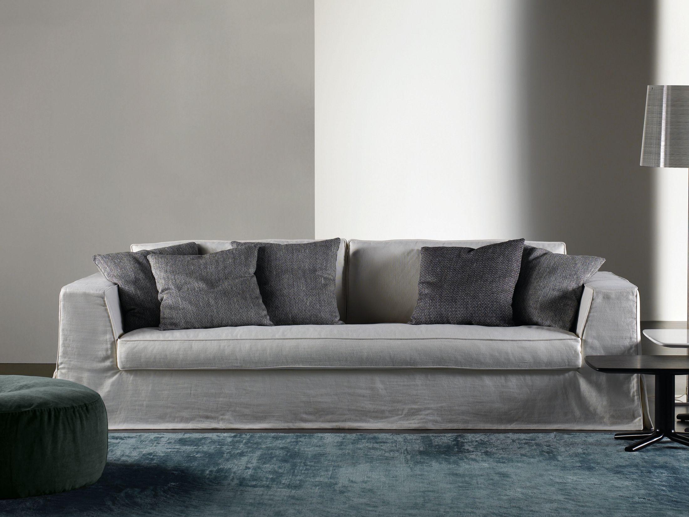 guinn sofa by meridiani. Black Bedroom Furniture Sets. Home Design Ideas