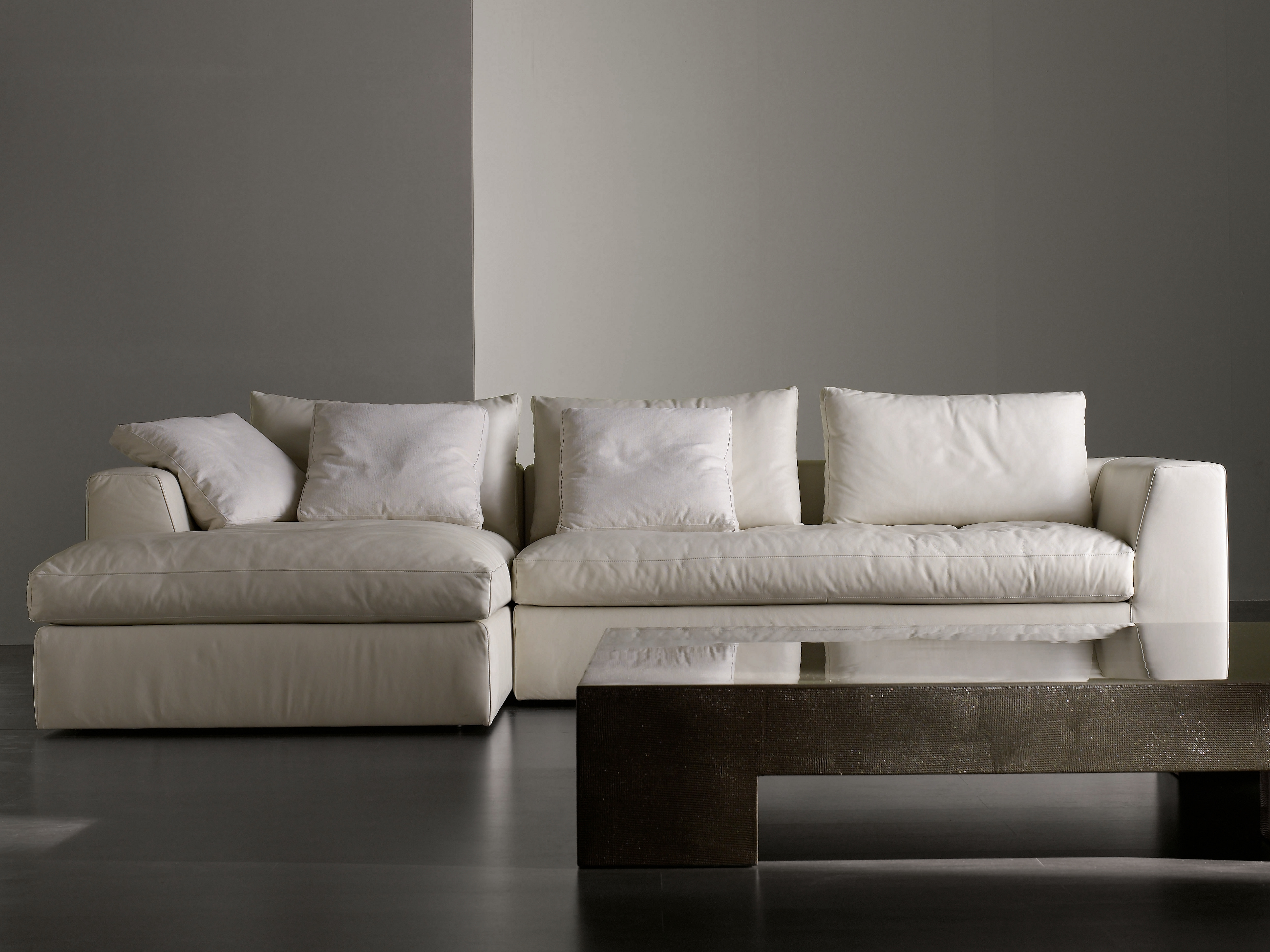 Louis Small Sofa By Meridiani