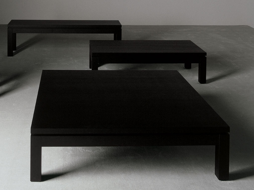 Douglas coffee table by meridiani for Low end table