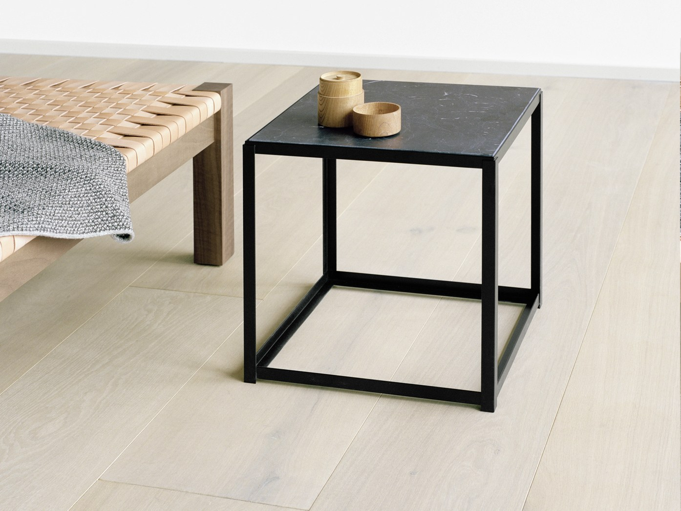 Stackable Steel Coffee Table Fortyforty By E15 Design Ferdinand Kramer