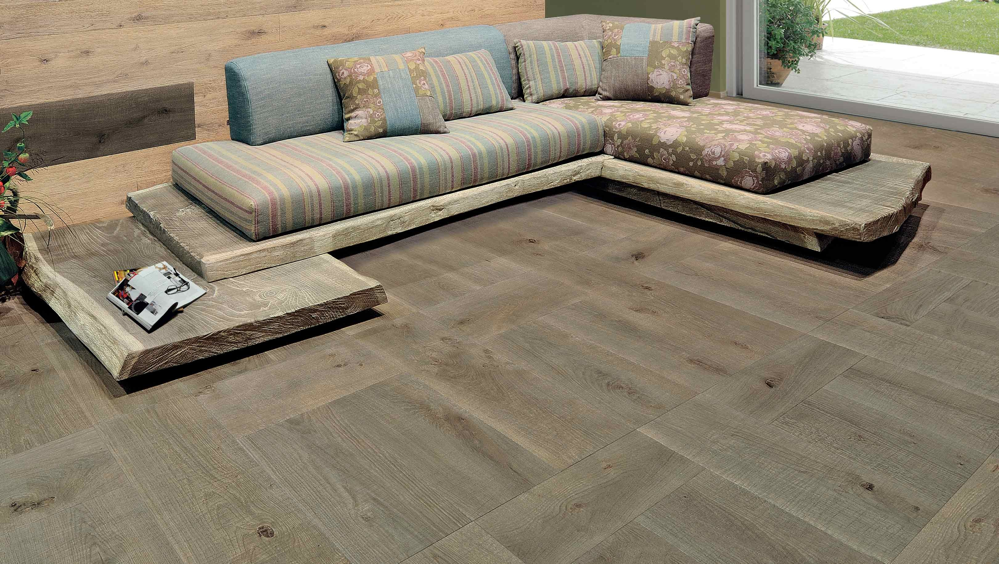 NUVOLA Pavimento in legno by CADORIN GROUP design Cadorin Group