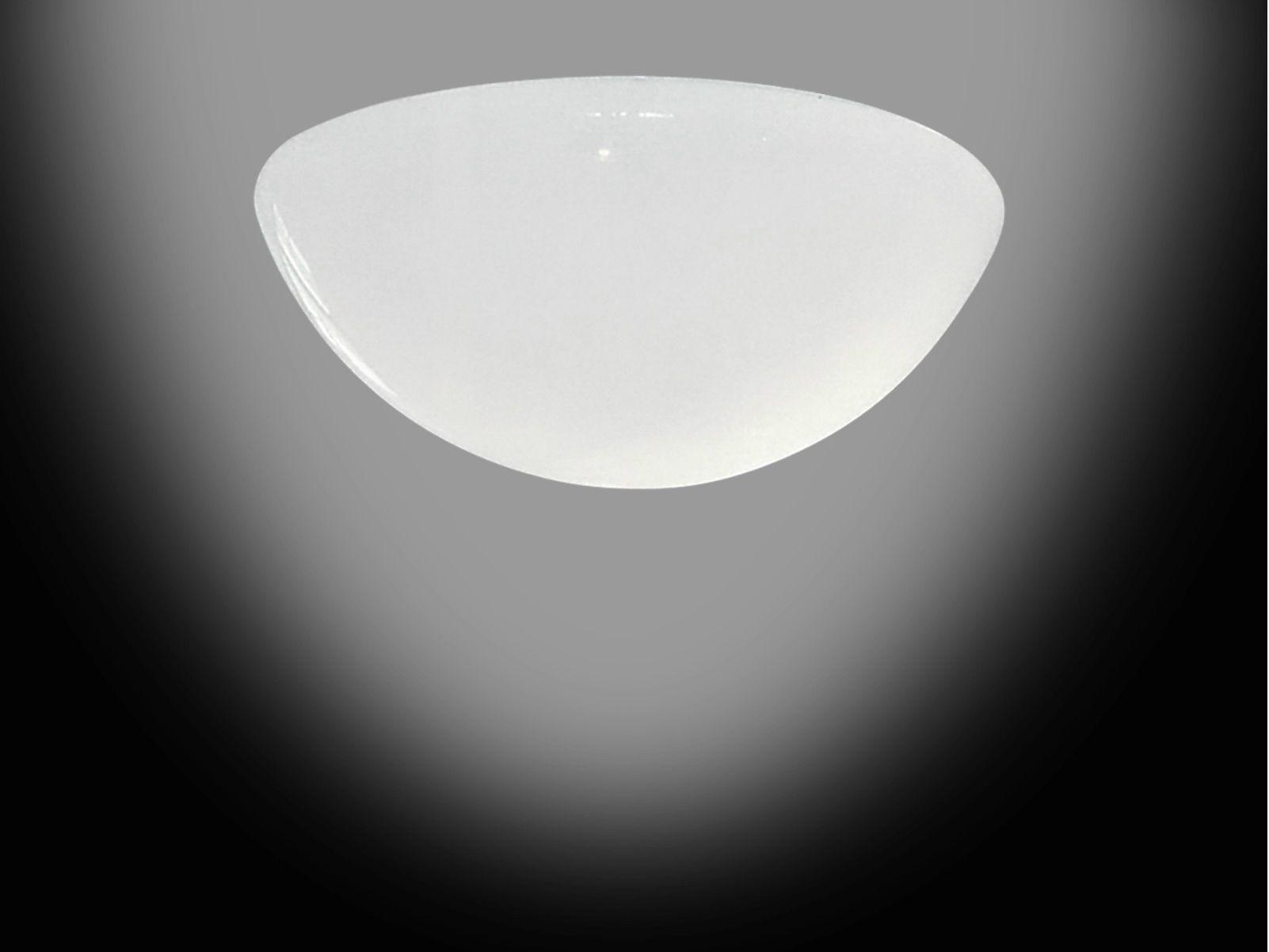 Lampada da soffitto in metacrilato SEMISFERA by Martinelli Luce design Elio Martinelli