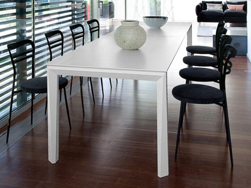 Table Extensible Rectangulaire En Bois Universe 160