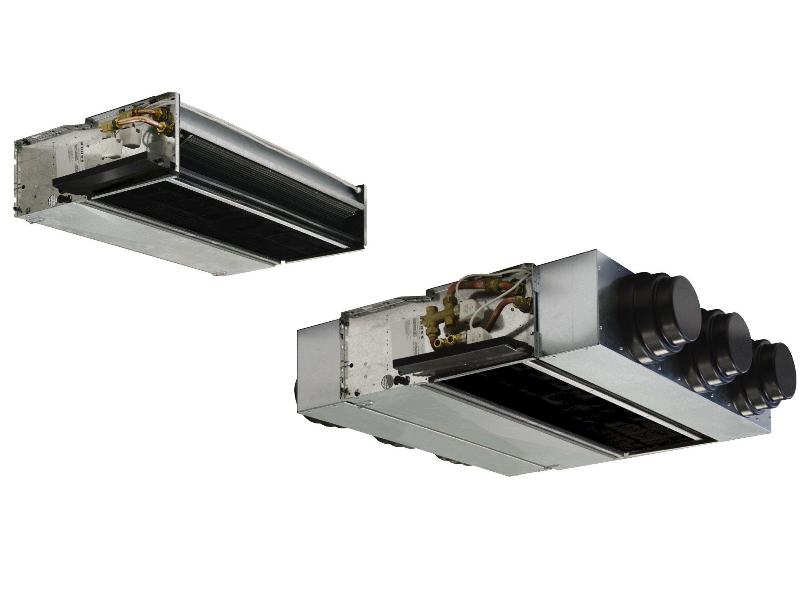 Built in fan coil unit YARDY ID2 by Rhoss #5E4B2D