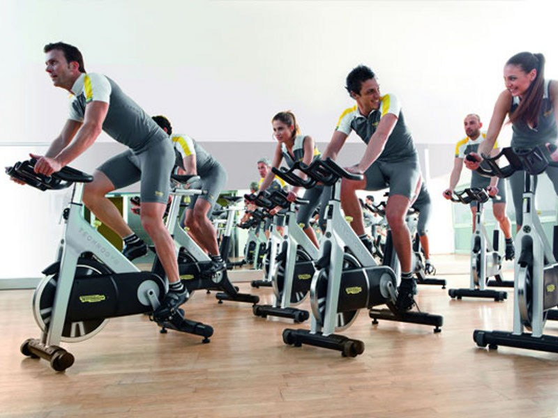 Exercise Bike Group Cycle By Technogym