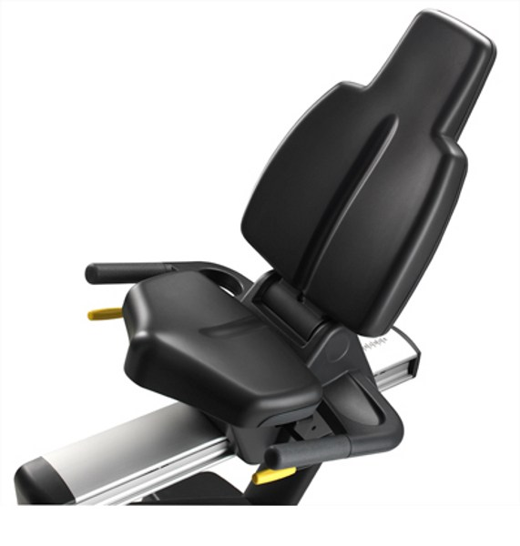 cyclette new recline forma by technogym. Black Bedroom Furniture Sets. Home Design Ideas