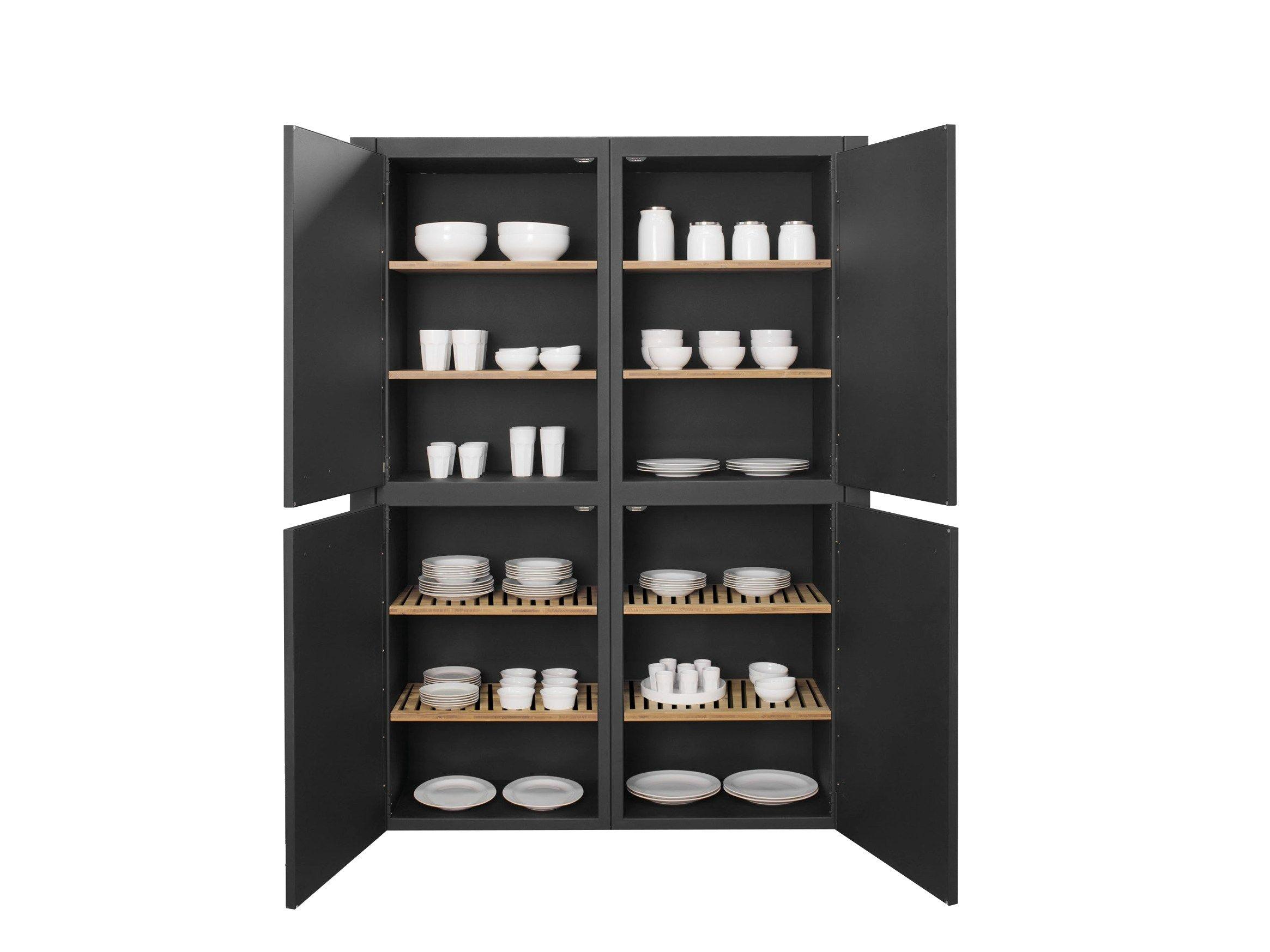 MINÀ Alacena By Minacciolo Diseño Silvio Stefani   R&D Minacciolo #876744 2330 1747 Mobile Dispensa Per Cucina Moderna
