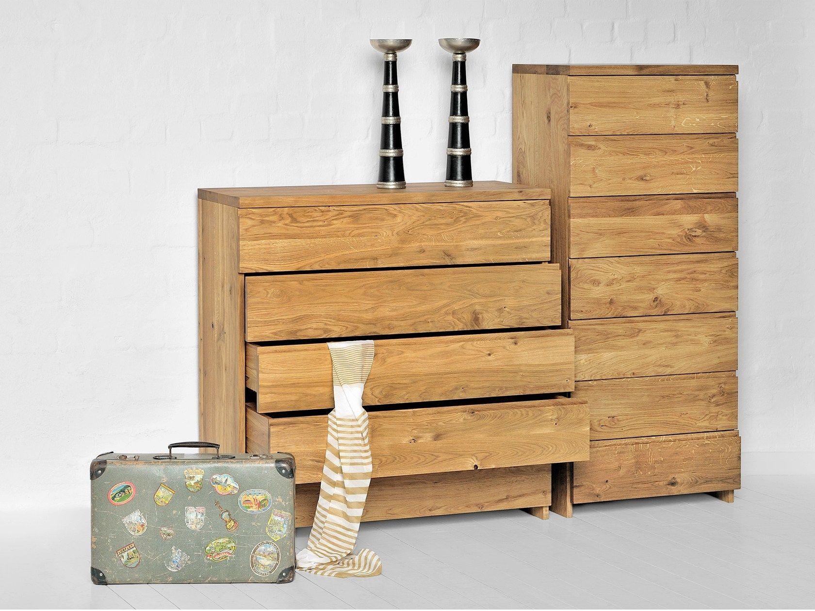 Cassettiera in legno storage by vitamin design for Cassettiera legno