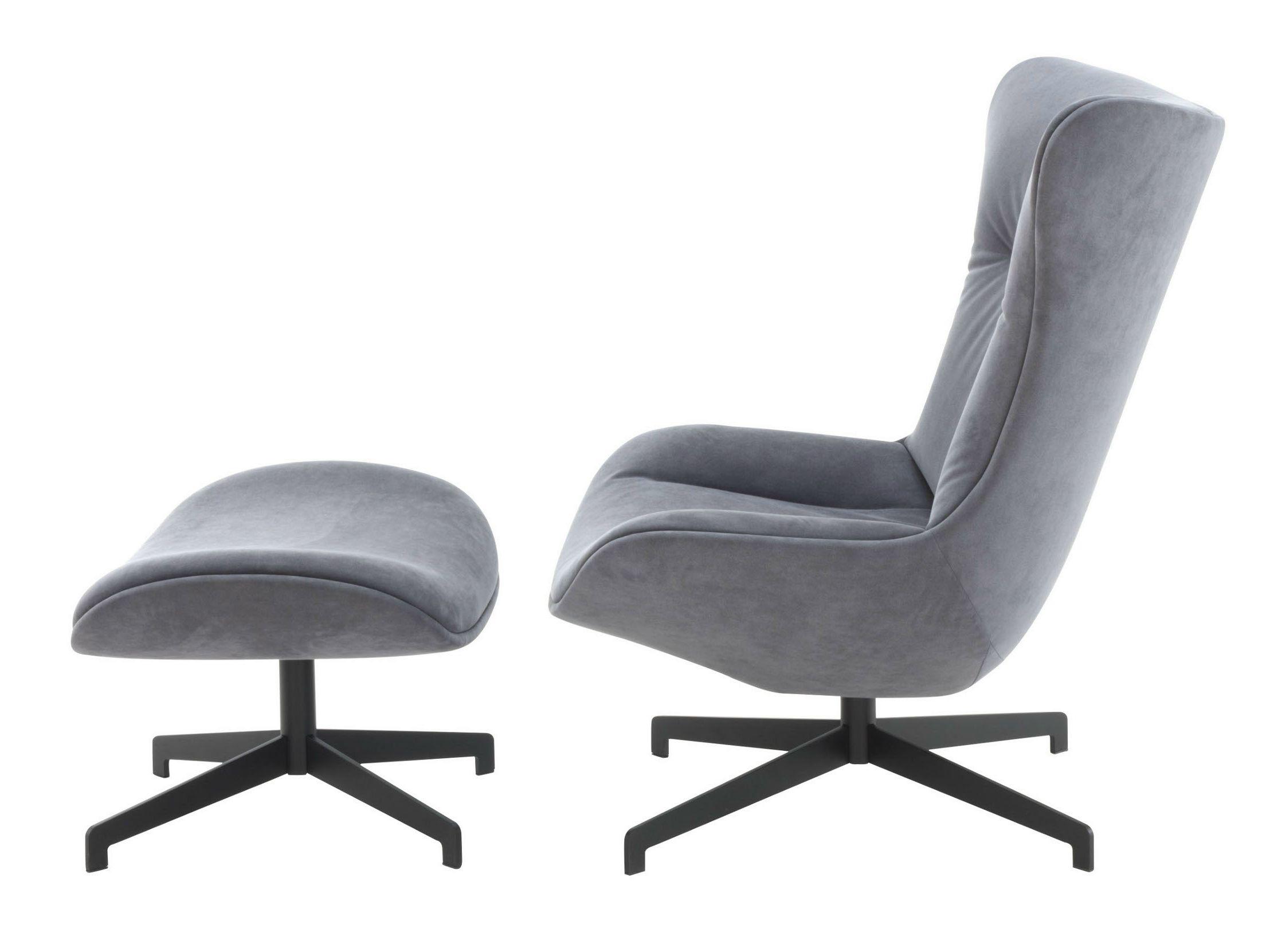 fauteuil pivotant rembourr amy by roset italia design claudio dondoli marco poci. Black Bedroom Furniture Sets. Home Design Ideas