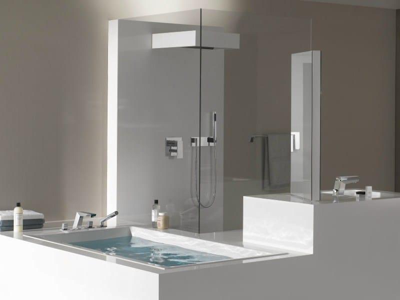 dornbracht mischbatterie dusche raum und m beldesign inspiration. Black Bedroom Furniture Sets. Home Design Ideas