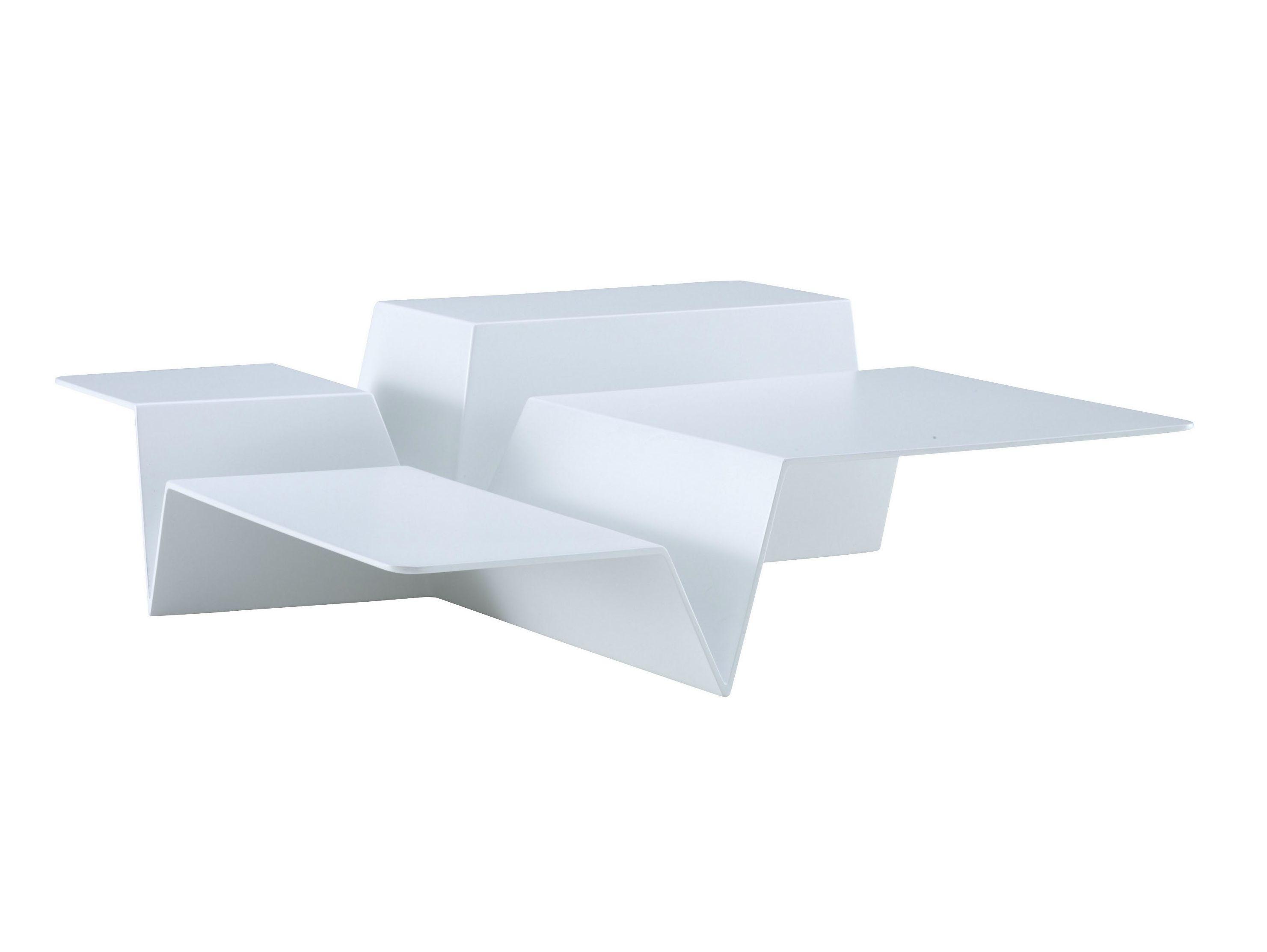 Low Square Coffee Table Cuts By Roset Italia Design Philippe Nigro