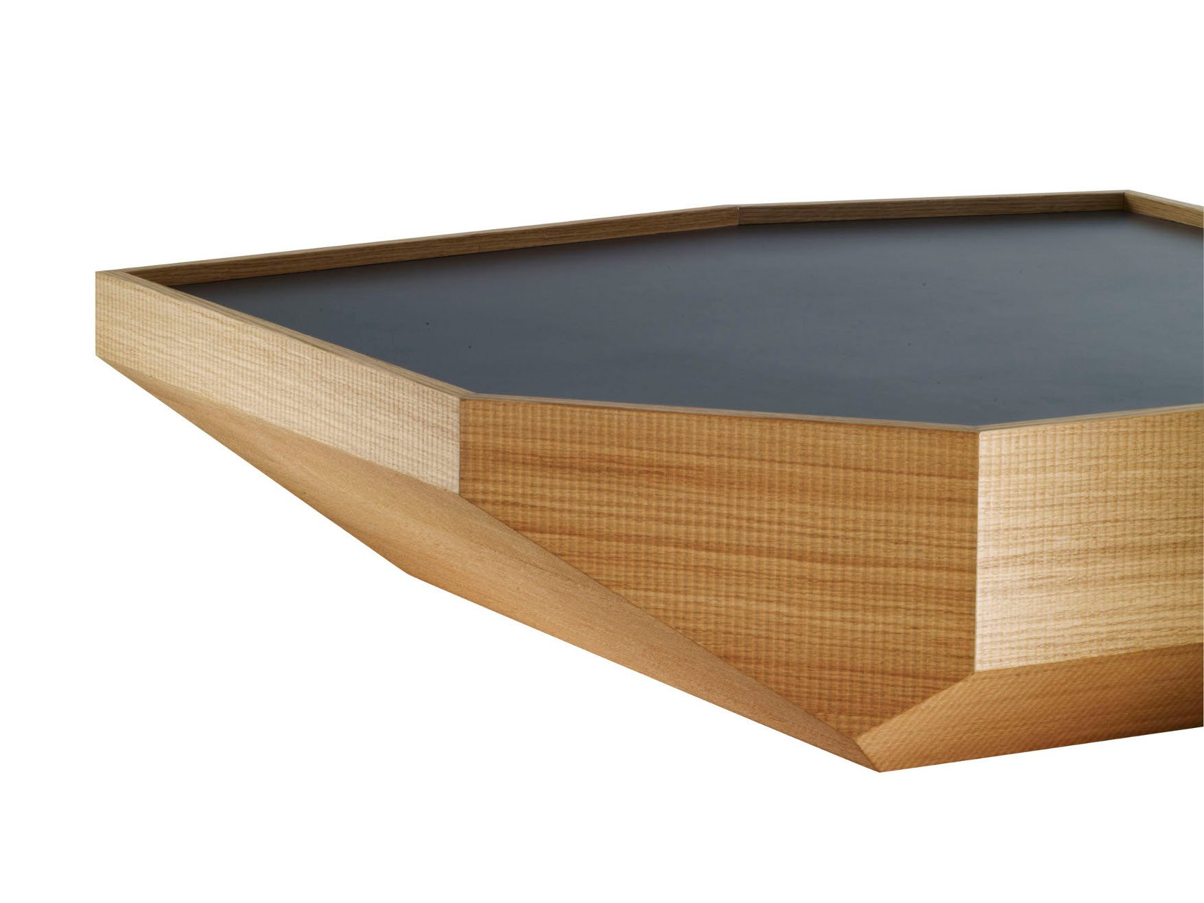 Low Wooden Coffee Table Poppy Patterson By Roset Italia Design Num Ro 111