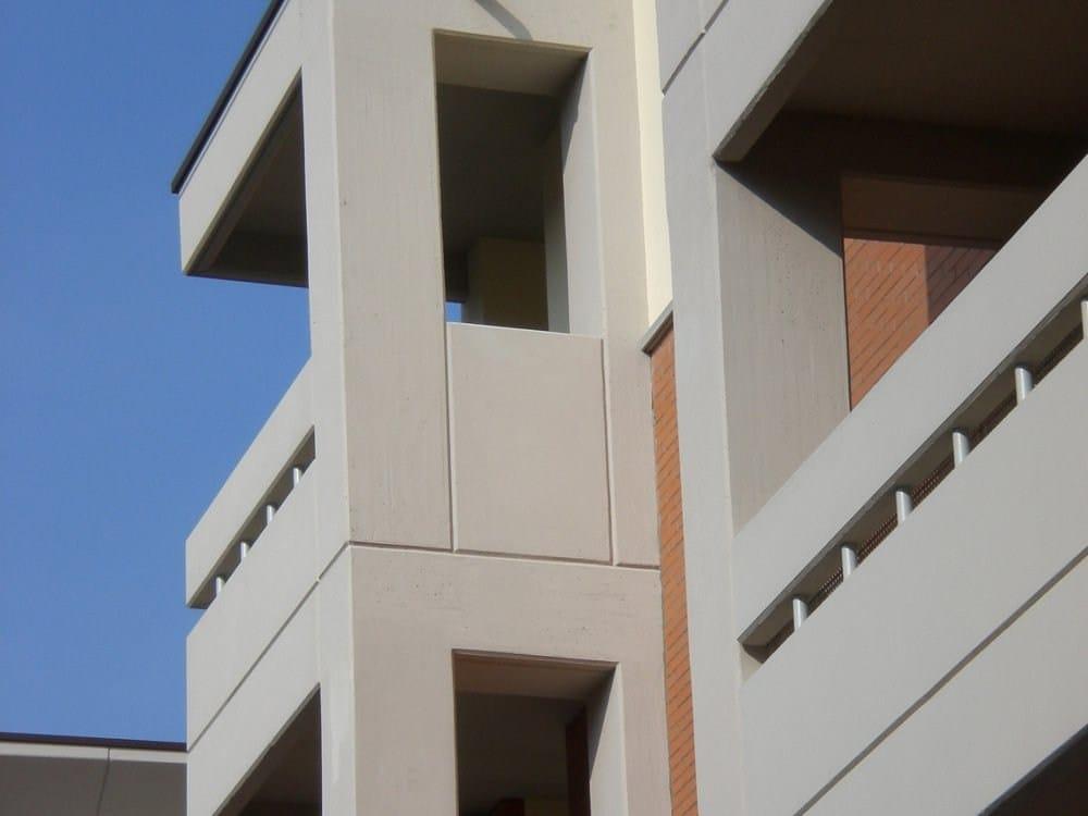 panneau de cl ture prefabriqu en ciment baccaro i cementisti by baccaro i cementisti. Black Bedroom Furniture Sets. Home Design Ideas
