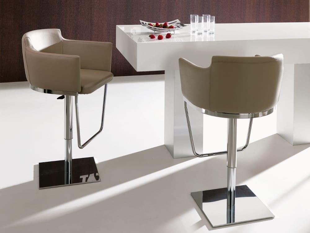 Gerry by ozzio italia design studio ozeta - Taburetes de cocina modernos ...