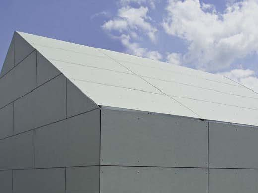 Roofing panel and sheet in fibre cement integral crea by swisspearl italia - Depose plaque fibro ciment amiante ...
