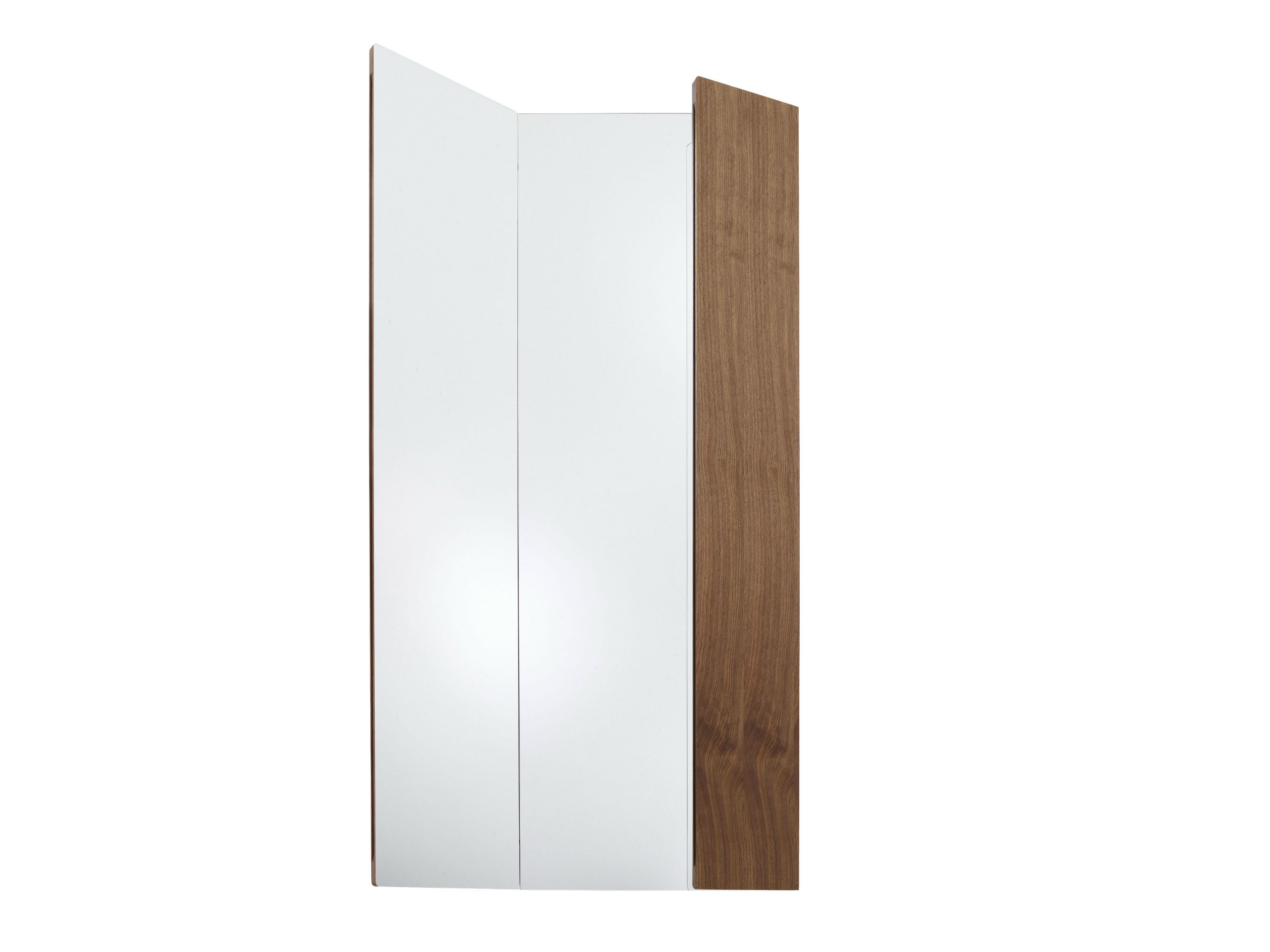Miroir rectangulaire mural adonis by roset italia design for Miroir mural