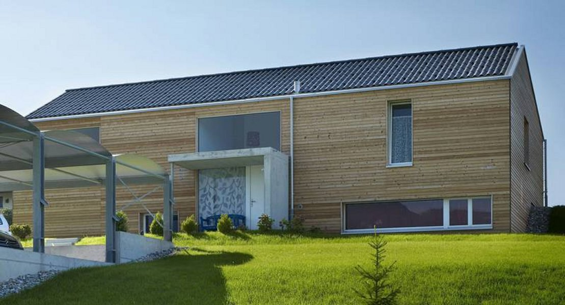 Roofing panel and sheet in fibre cement STRUCTA CLASSICA ...
