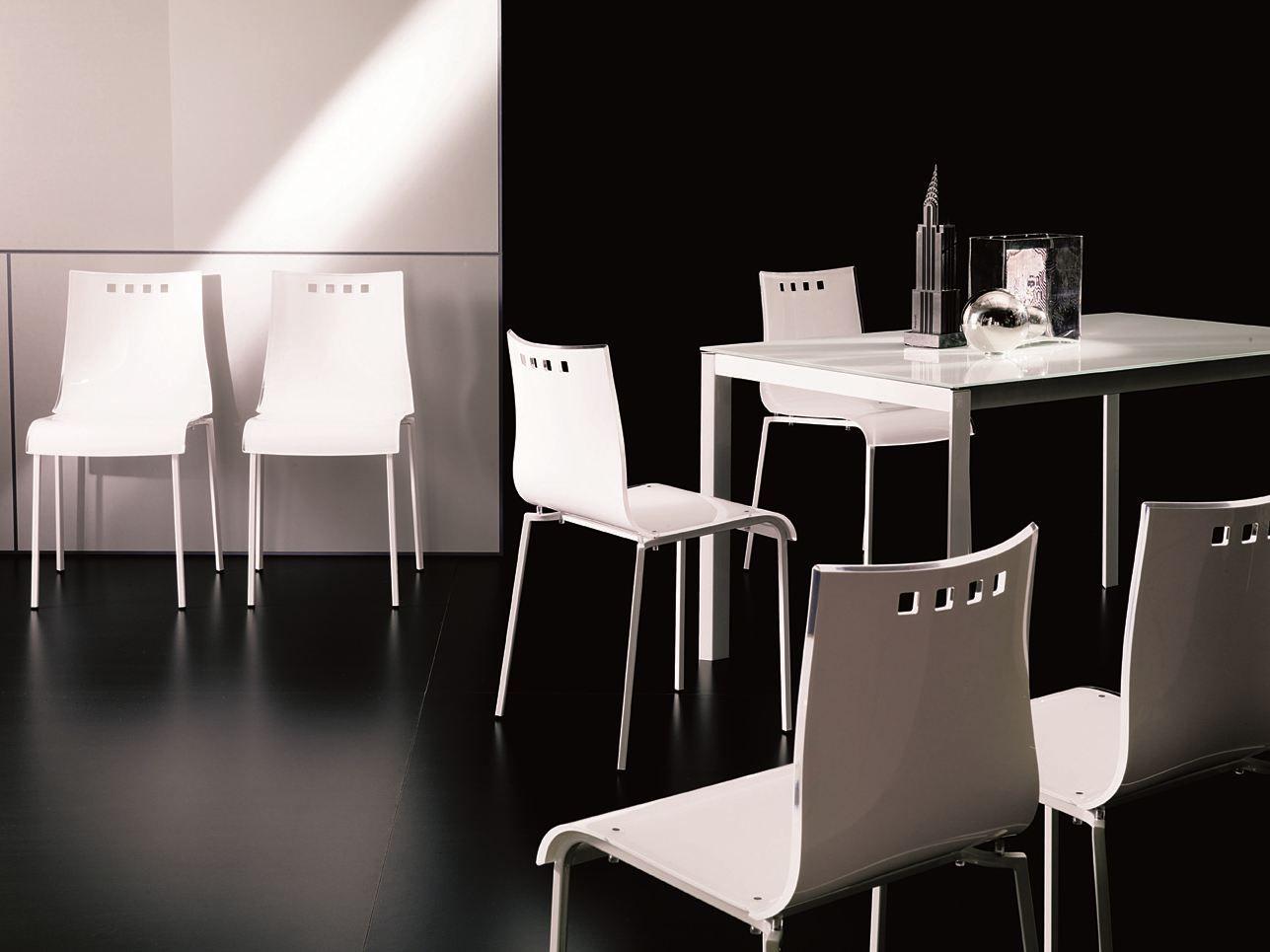 Tavolo allungabile da pranzo sunny cr by ozzio design for Tavolo da studio